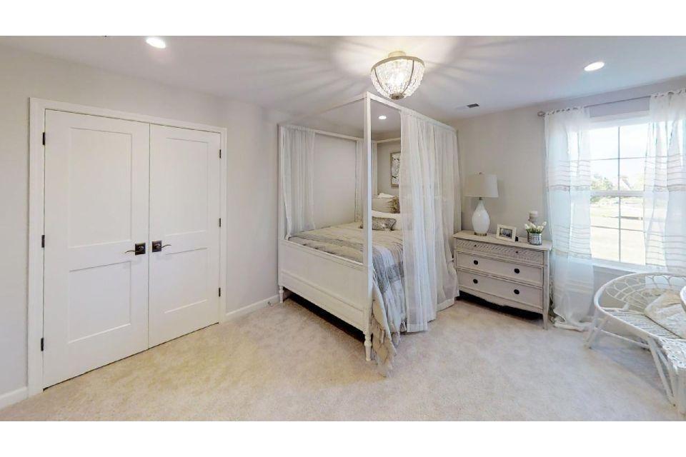 Bedroom featured in the Carrington By Regency Homebuilders in Memphis, TN