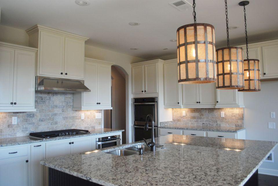 Kitchen featured in the Innisbrook By Regency Homebuilders in Memphis, TN