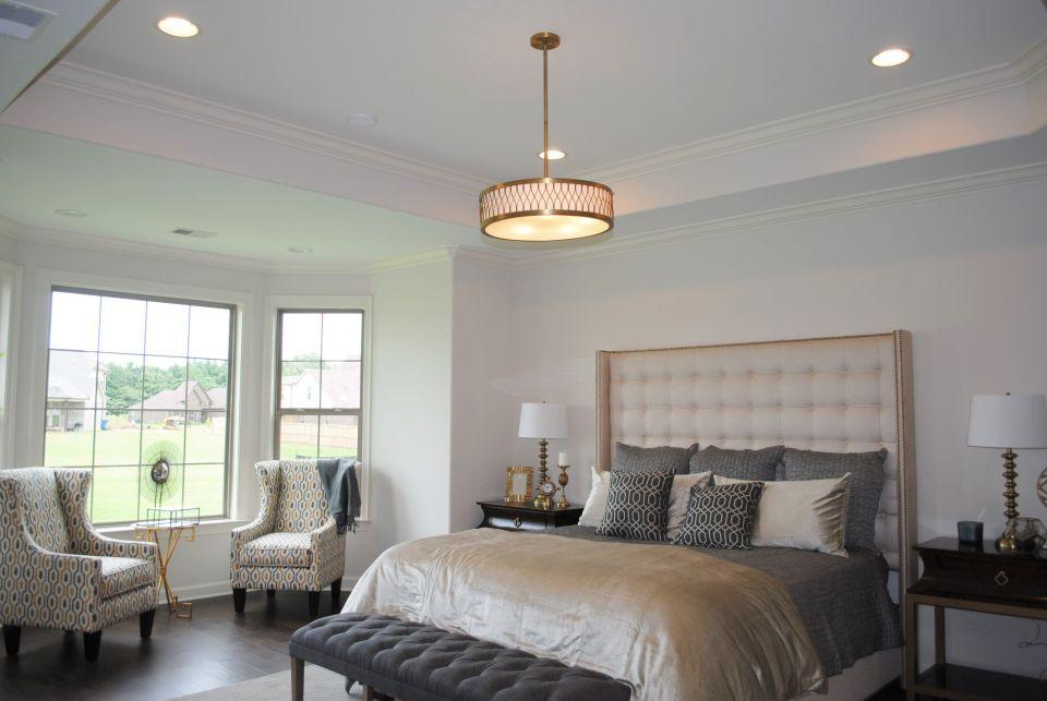 Bedroom featured in the Landry By Regency Homebuilders in Memphis, TN