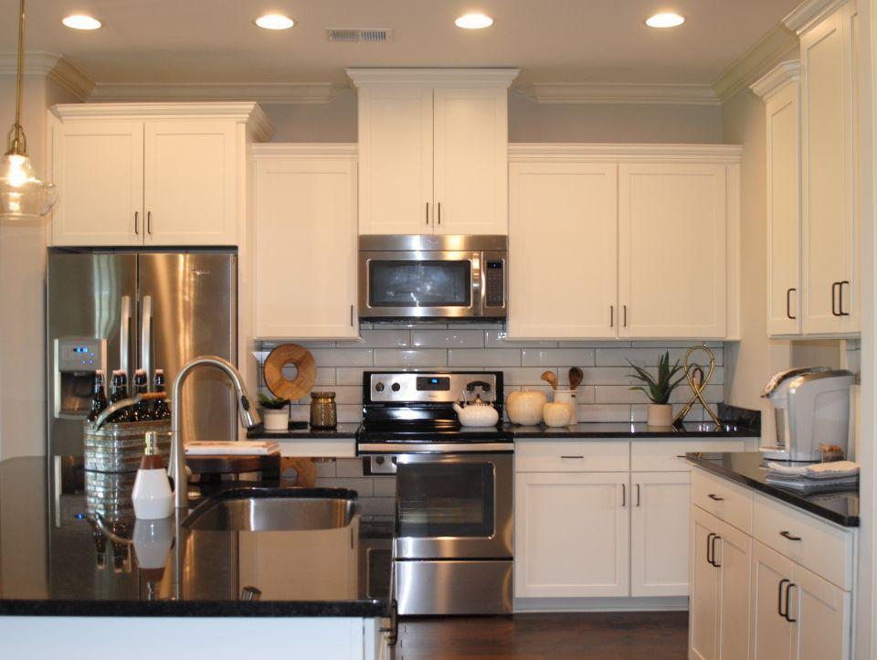Kitchen featured in the Landry By Regency Homebuilders in Memphis, TN