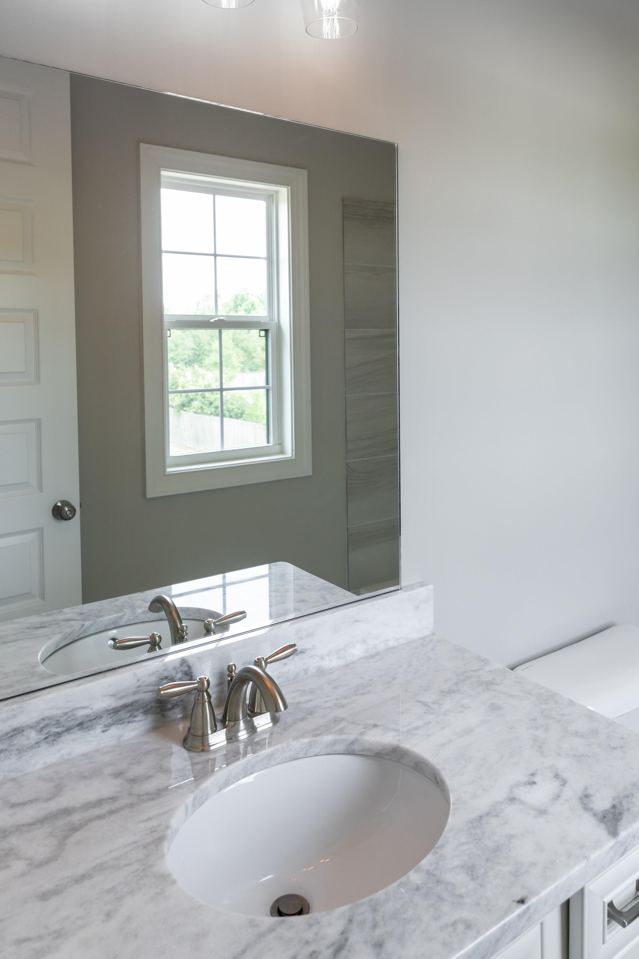 Bathroom featured in the Cooper By Regency Homebuilders in Memphis, TN