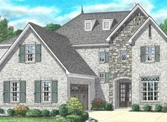 Massey - Parkview: Collierville, Tennessee - Regency Homebuilders