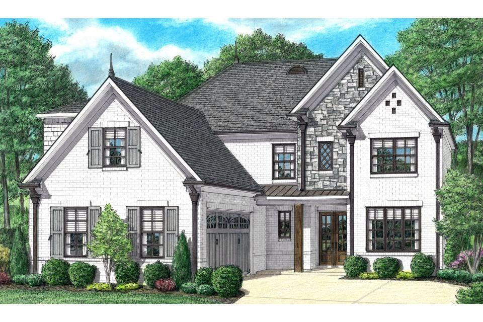 Exterior featured in the Riverside By Regency Homebuilders in Memphis, TN