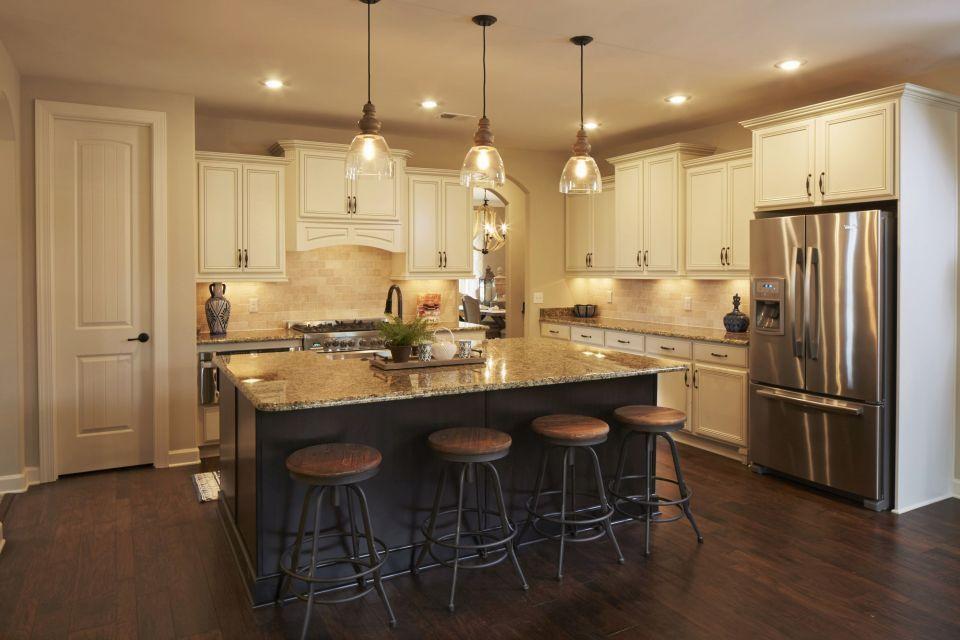 Kitchen featured in the Willingham By Regency Homebuilders in Memphis, TN