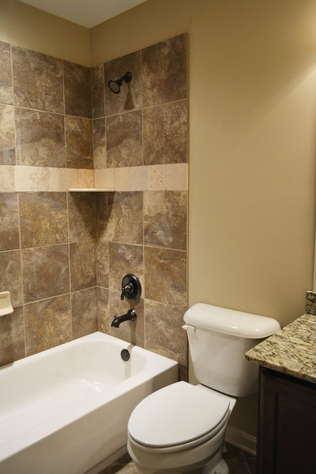 Bathroom featured in the Fitzgerald By Regency Homebuilders in Memphis, MS