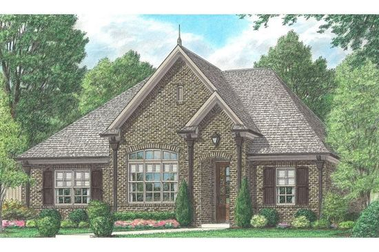 Homes Plans In Southaven Ms