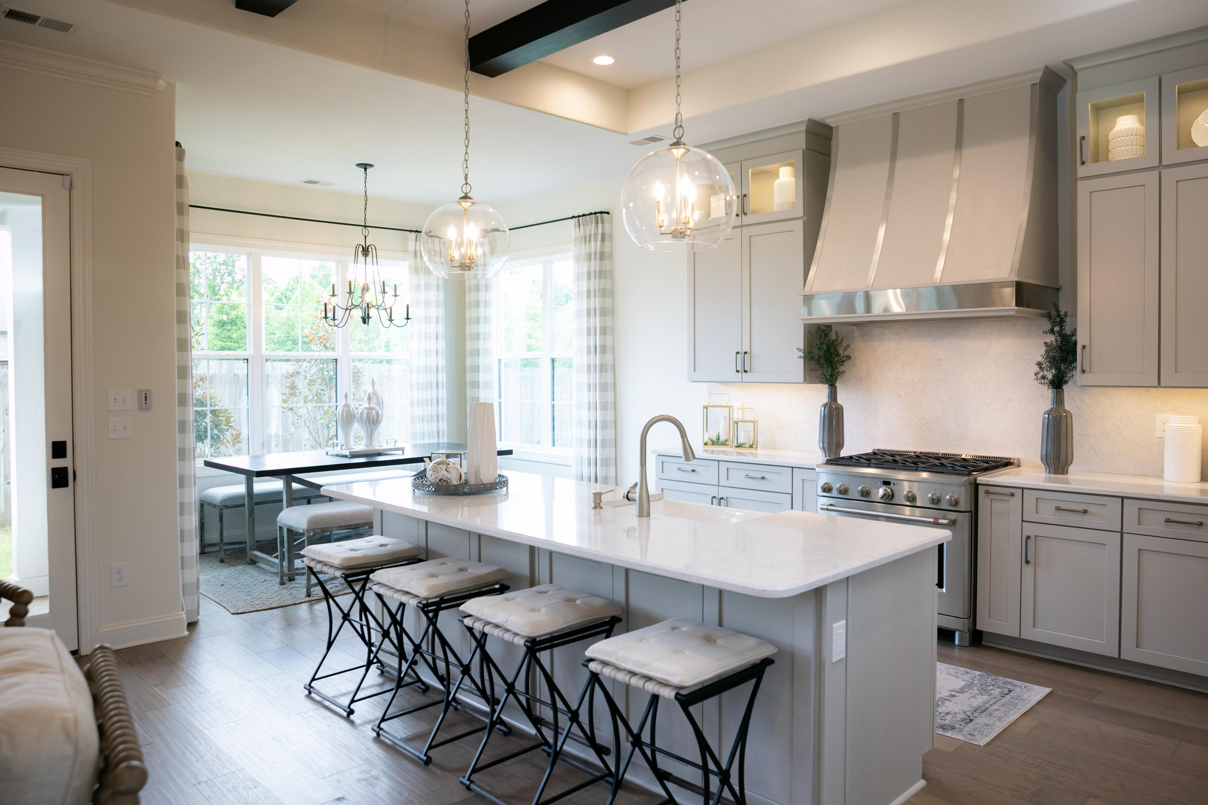 Kitchen featured in the Riverside By Regency Homebuilders in Memphis, TN