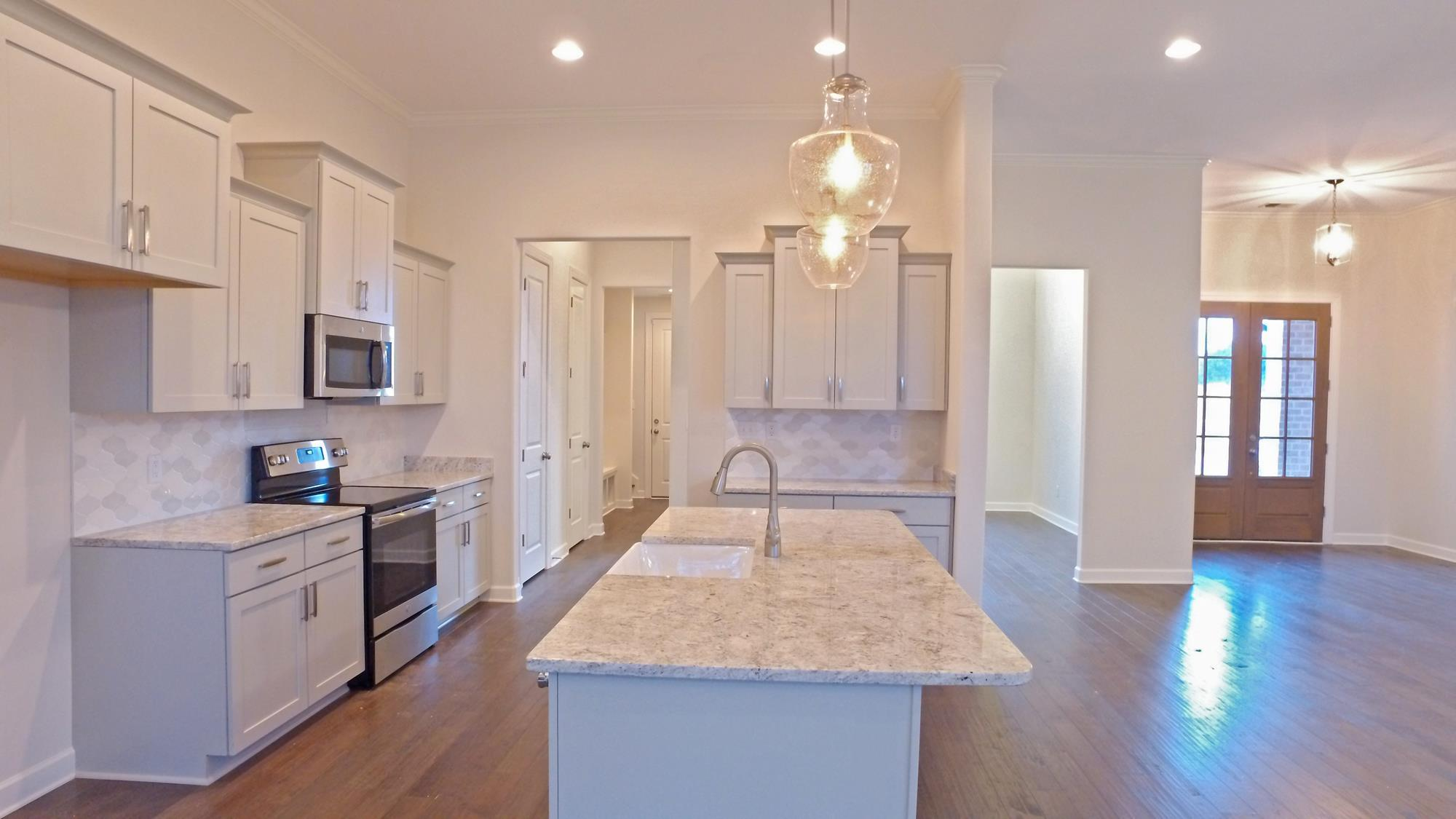Kitchen featured in the Delaney By Regency Homebuilders in Memphis, TN