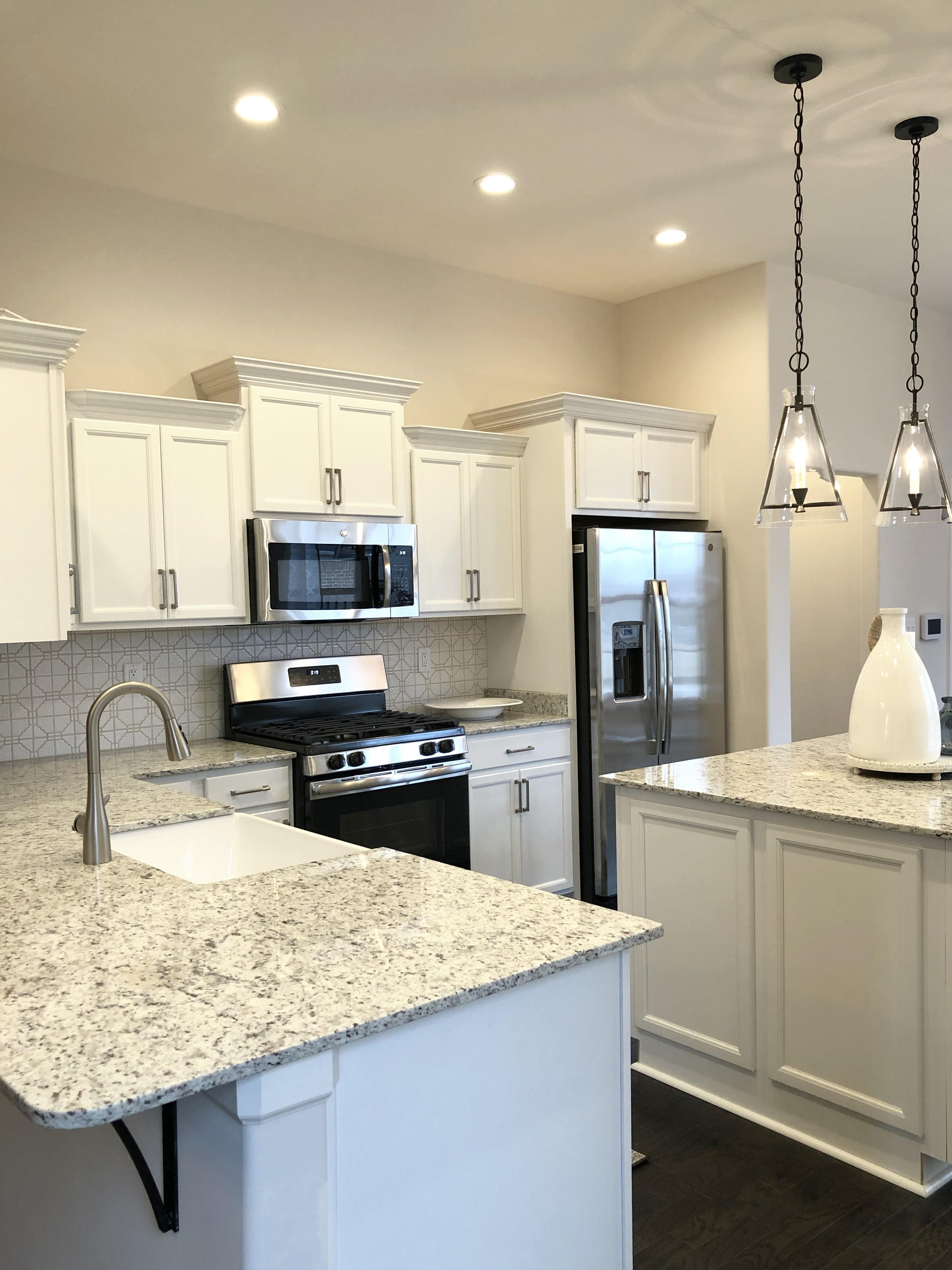 Kitchen featured in the Albright By Regency Homebuilders in Memphis, TN