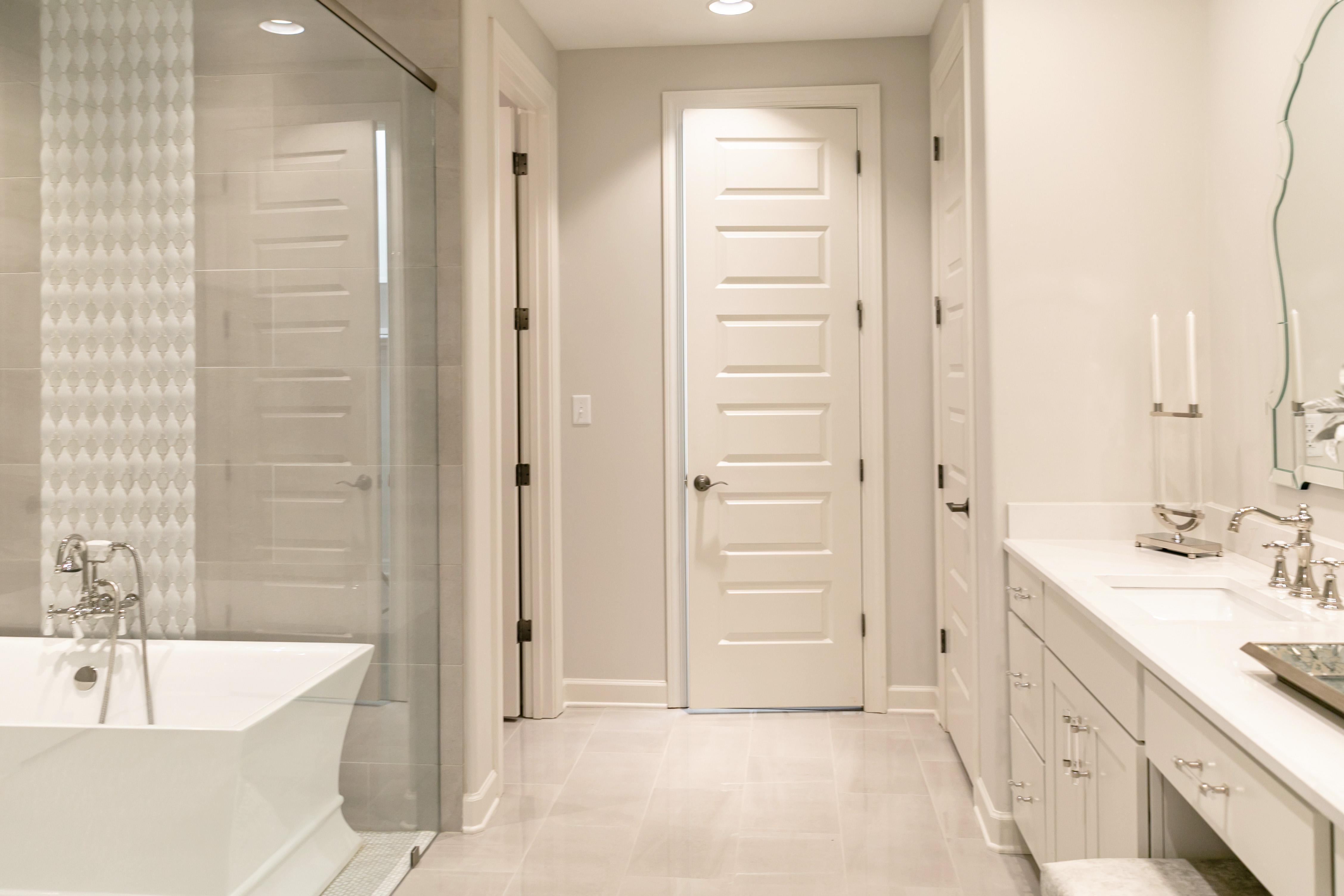 Bathroom featured in the Abbott  By Regency Homebuilders in Memphis, TN