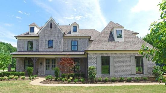 Shaws Creek Reserve by Regency Homebuilders in Memphis Tennessee
