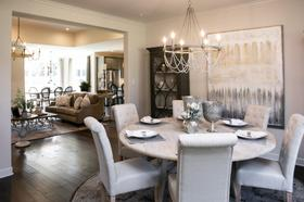 homes in Shaws Creek Reserve by Regency Homebuilders
