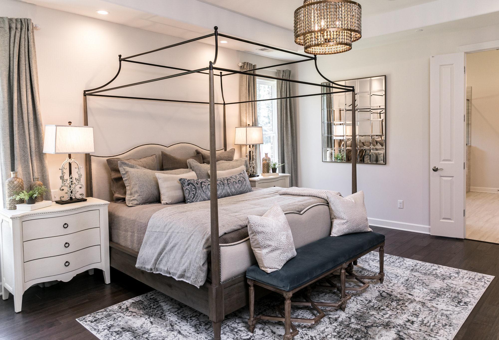 Bedroom featured in the Stonebridge By Regency Homebuilders in Memphis, TN