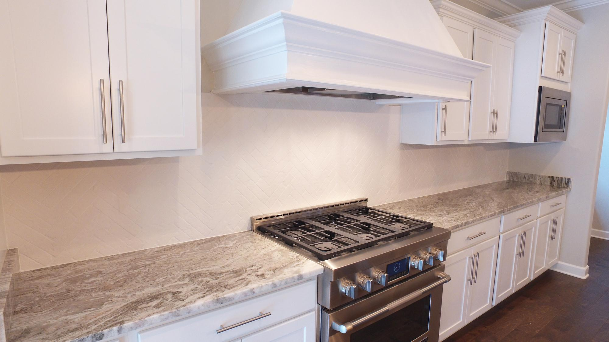 Kitchen featured in the Harper By Regency Homebuilders in Memphis, TN