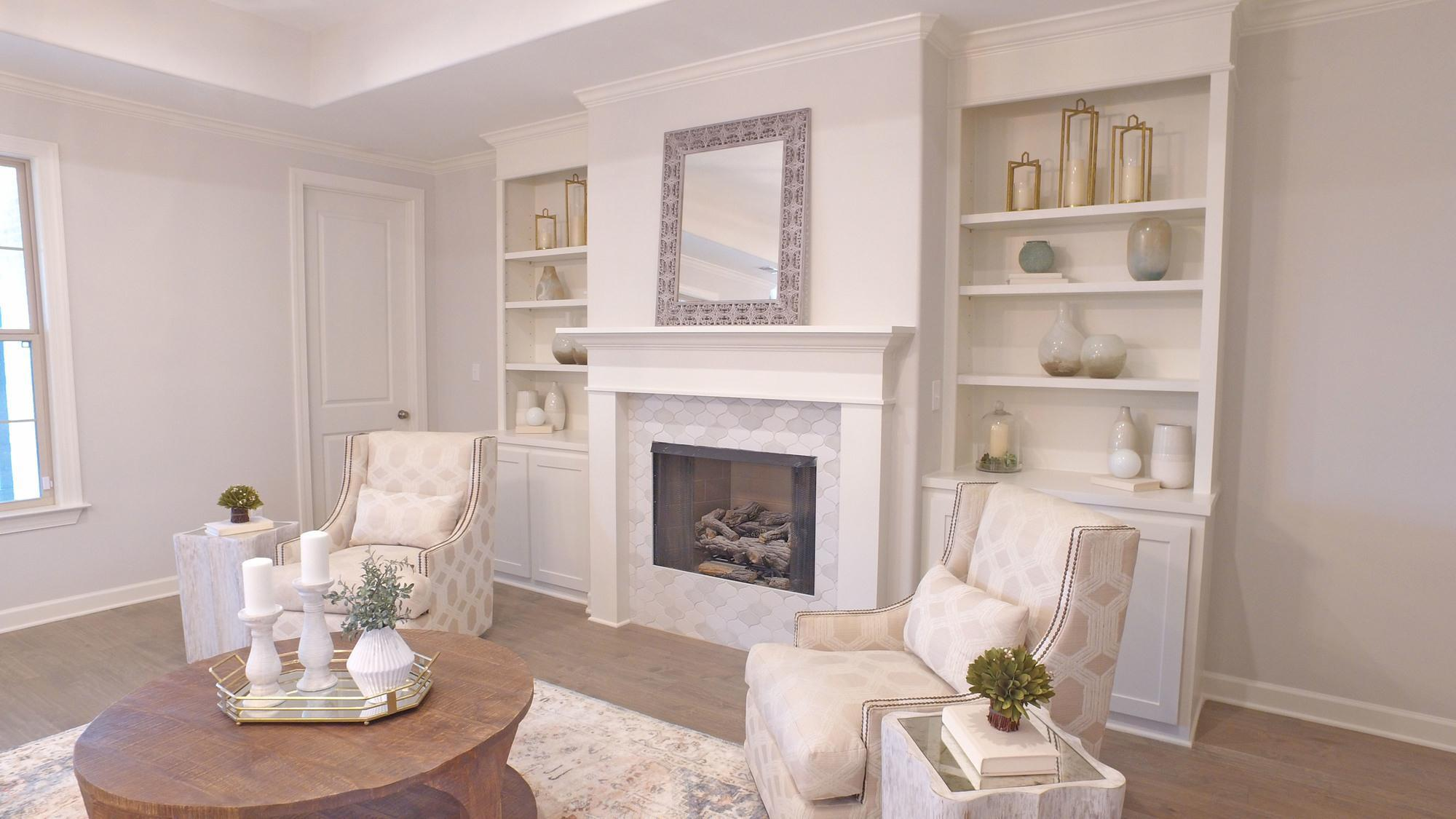 Living Area featured in the Oakleigh By Regency Homebuilders in Memphis, TN