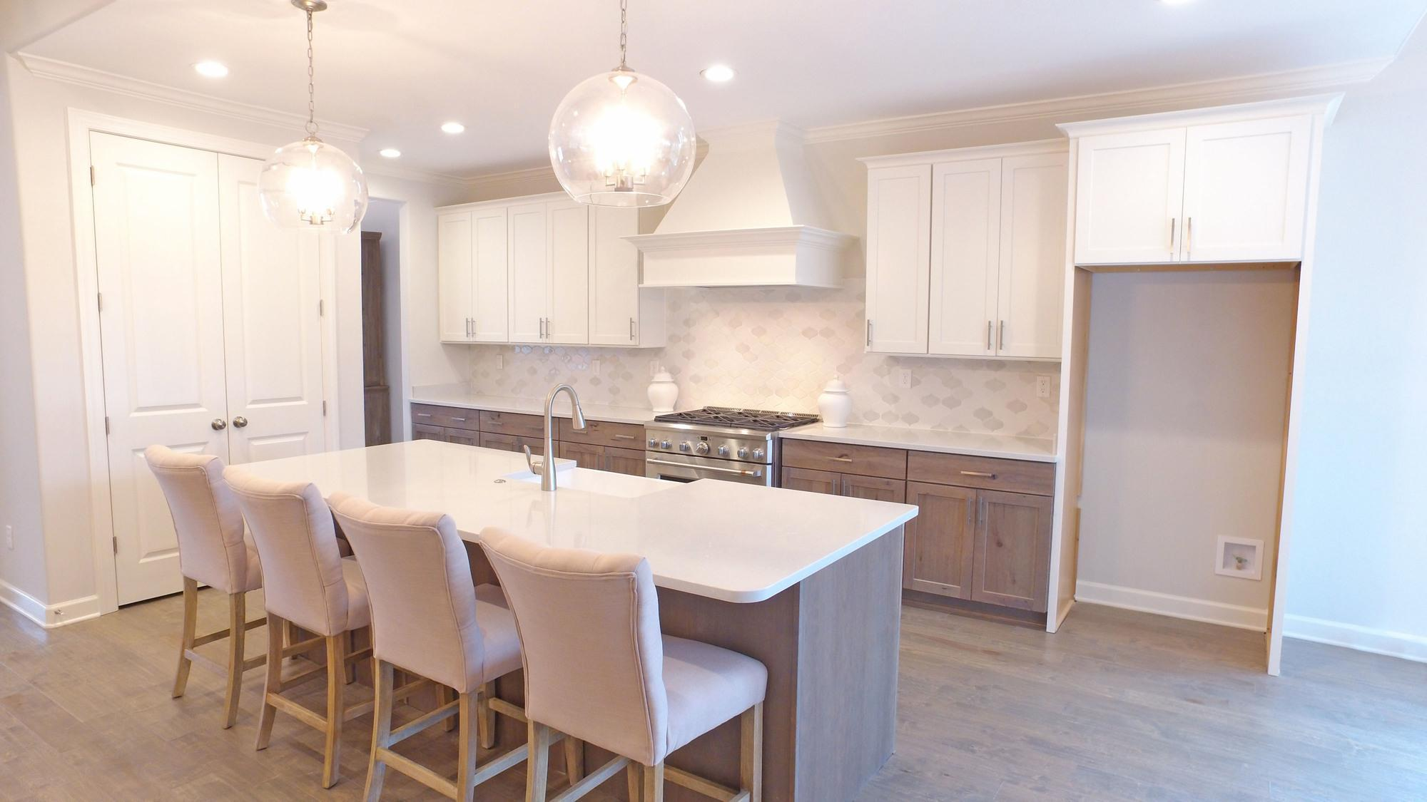 Kitchen featured in the Oakleigh By Regency Homebuilders in Memphis, TN