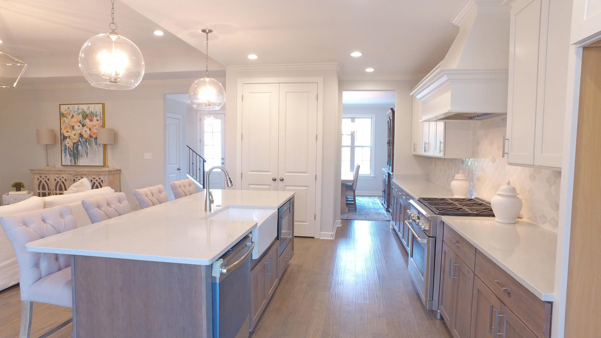 Kitchen featured in the Oakleigh By Regency Homebuilders in Memphis, TN