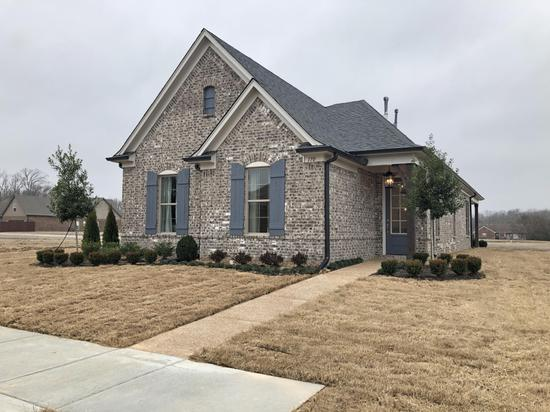 Chickasaw Ridge by Regency Homebuilders in Memphis Tennessee
