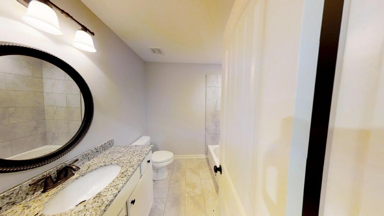 Bathroom featured in the Westfall By Regency Homebuilders in Memphis, TN