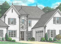 Yates - Parkview: Collierville, Tennessee - Regency Homebuilders