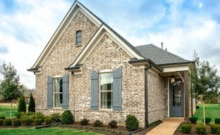 Chickasaw Ridge by Regency Homebuilders in Memphis Tennessee