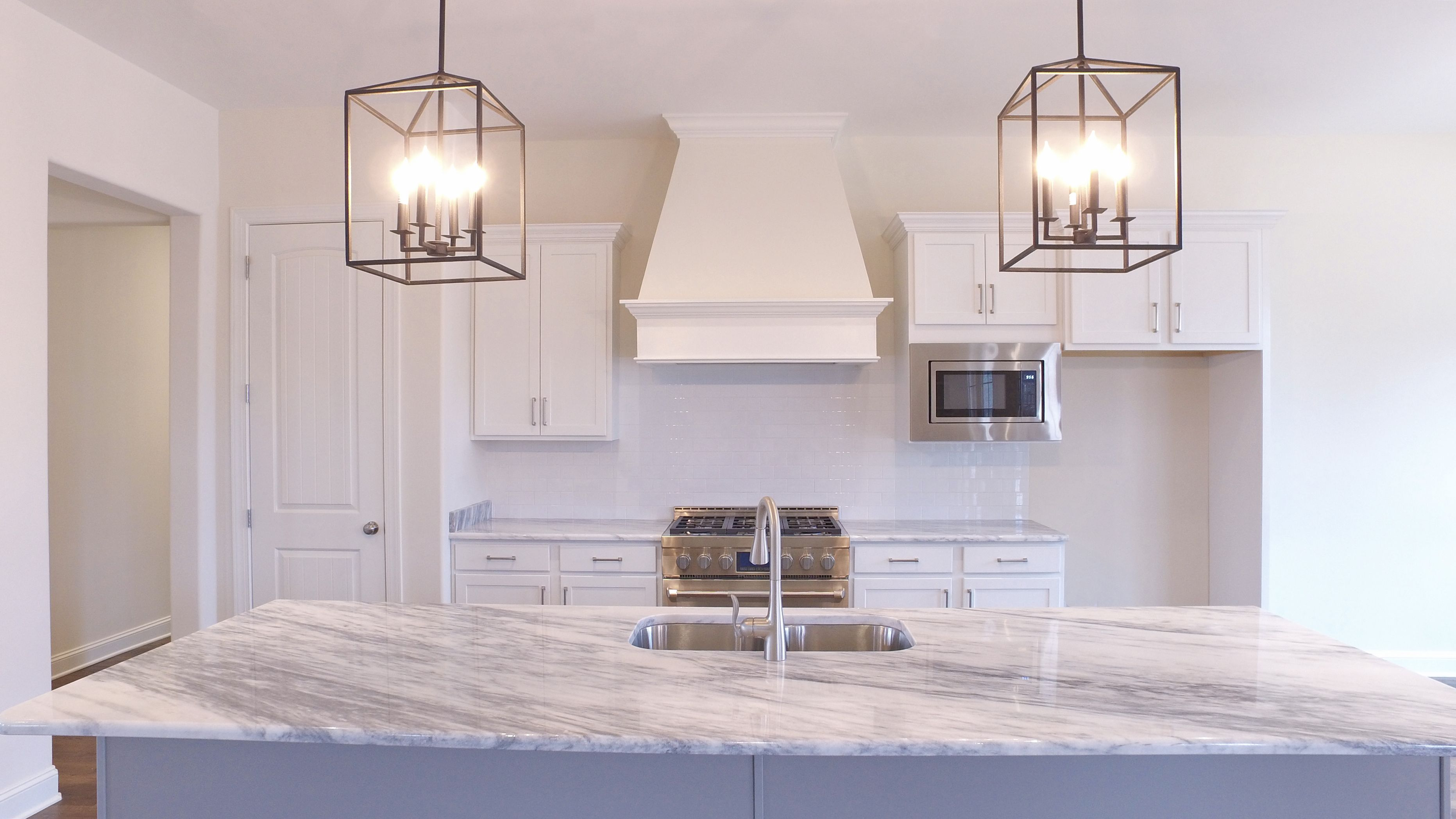 Kitchen featured in the Holloway By Regency Homebuilders in Memphis, TN