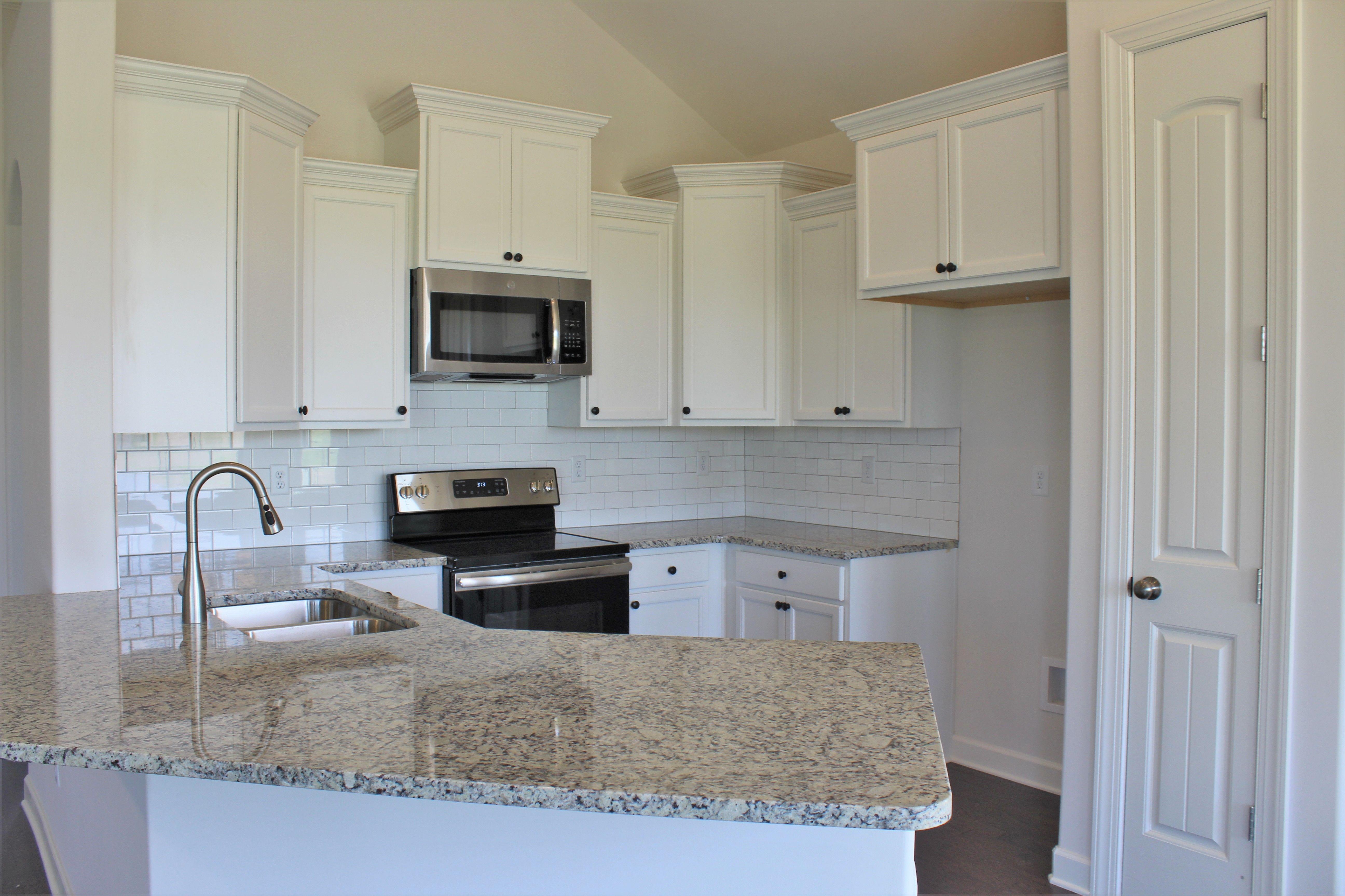 Kitchen featured in the Henderson By Regency Homebuilders in Memphis, TN