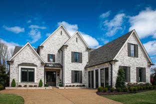 Abbott - Winstead Farms East: Lakeland, Tennessee - Regency Homebuilders