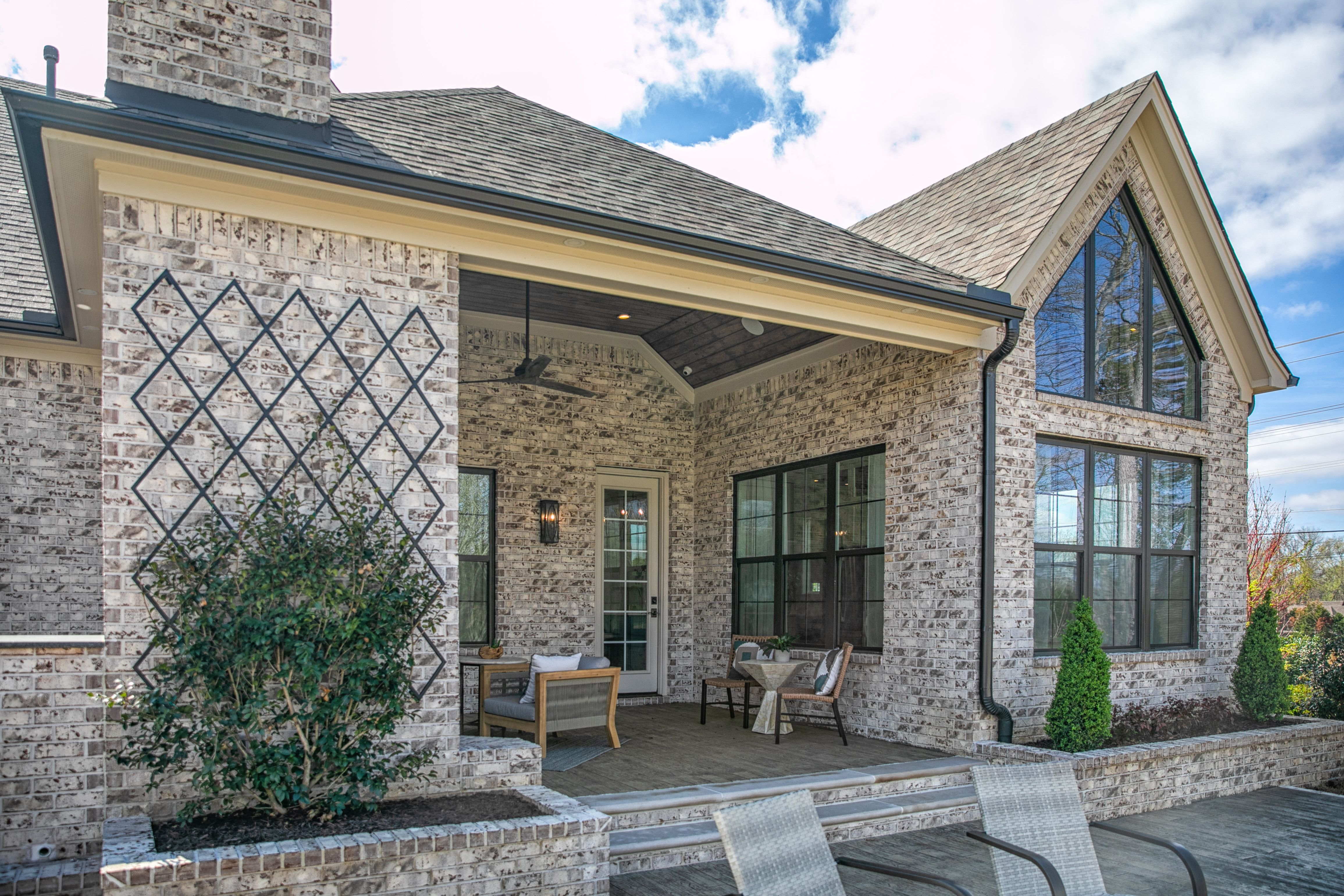 Exterior featured in the Abbott By Regency Homebuilders in Memphis, TN