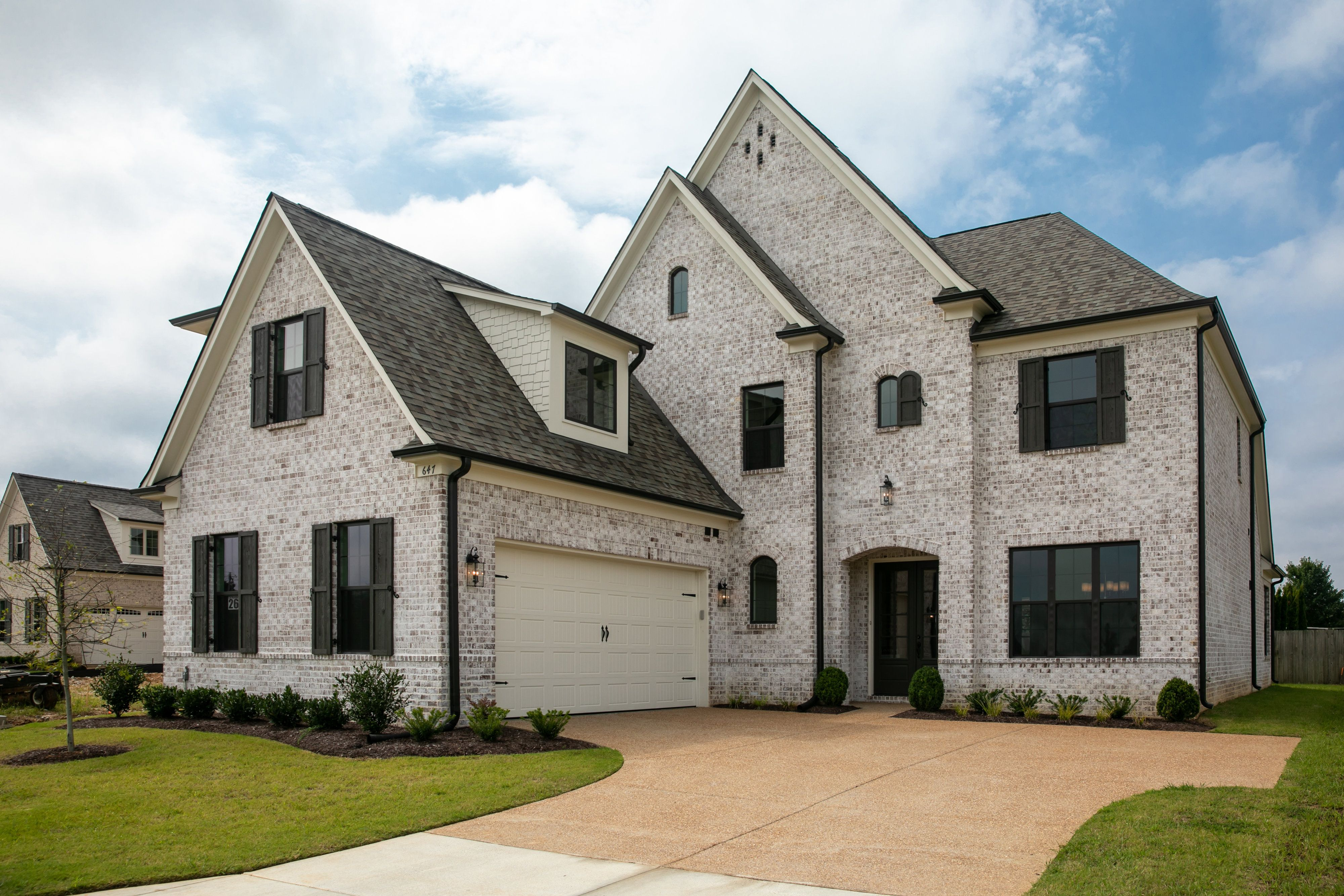 'Parkview' by Regency Homebuilders in Memphis