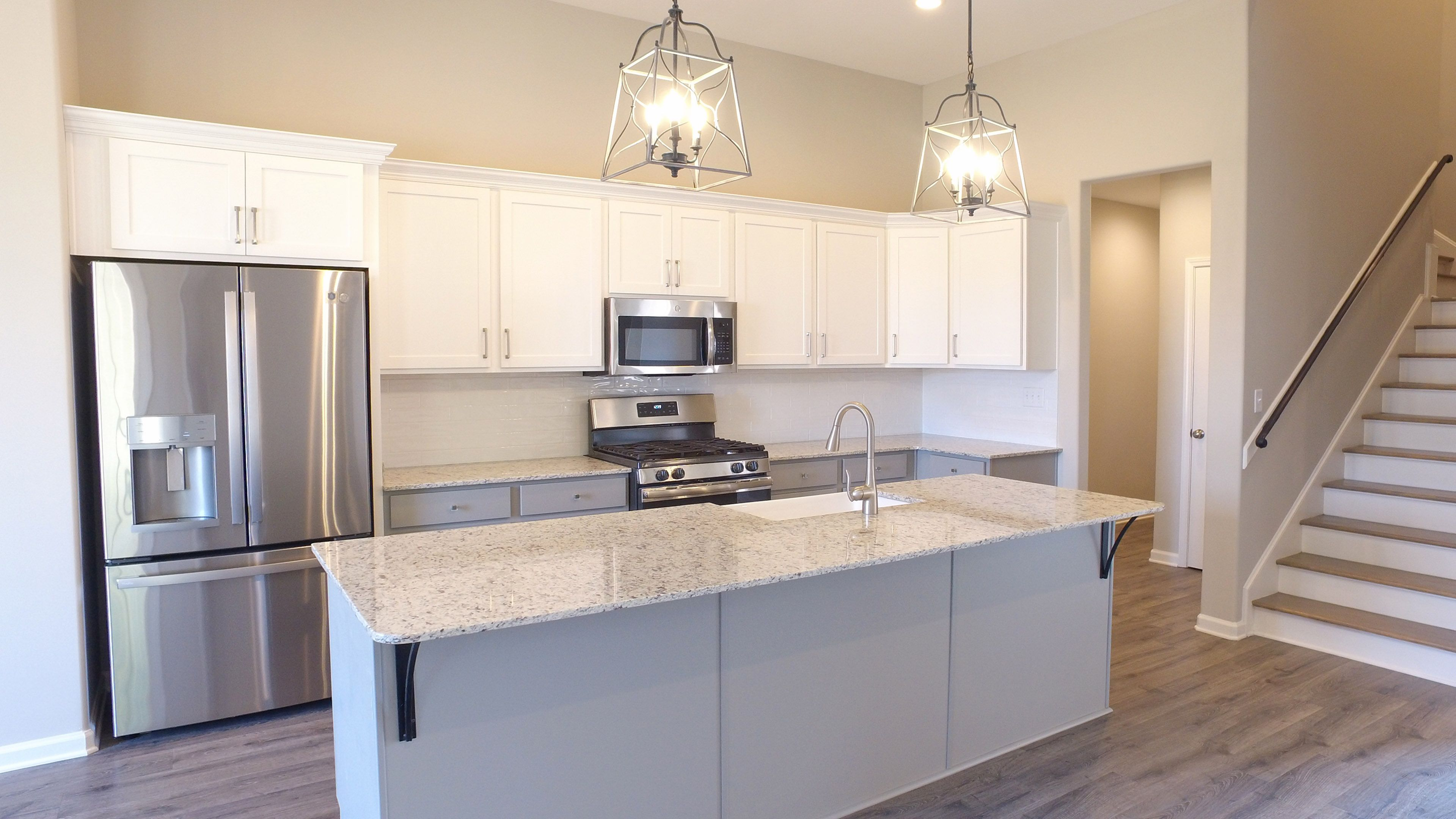 Kitchen featured in the Carlisle By Regency Homebuilders in Memphis, TN