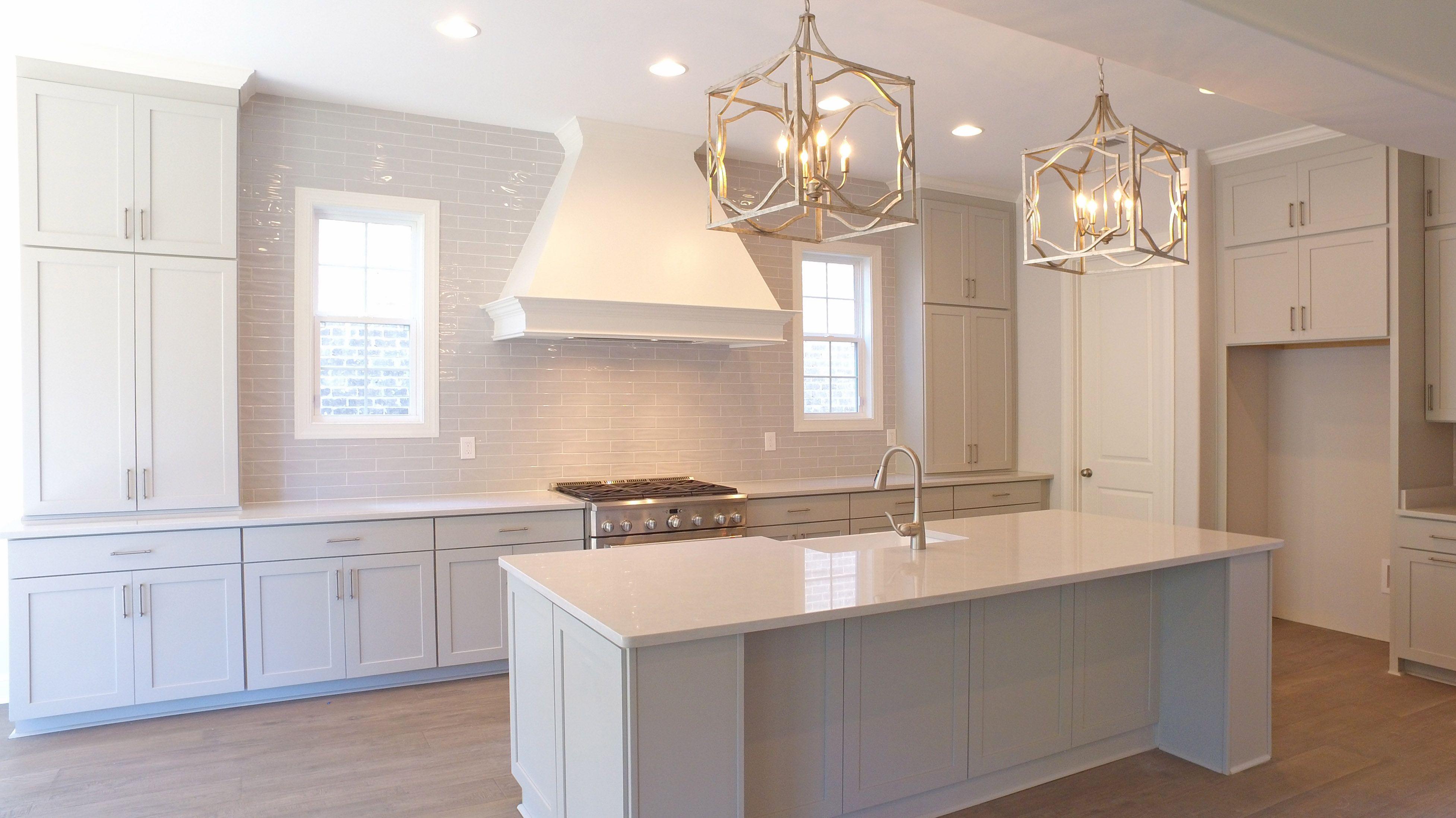 Kitchen featured in the Aspen By Regency Homebuilders in Memphis, TN