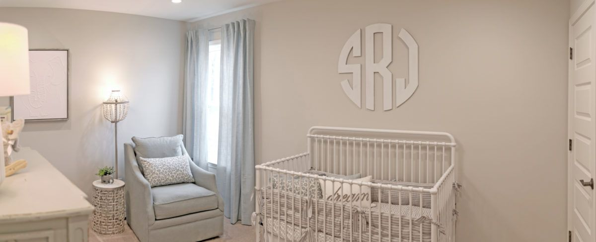Bedroom featured in the Abbott By Regency Homebuilders in Memphis, TN