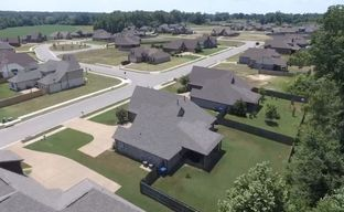 Chickasaw Gardens by Regency Homebuilders in Memphis Tennessee