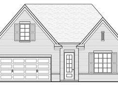Wallingford - Central Park: Southaven, Tennessee - Regency Homebuilders
