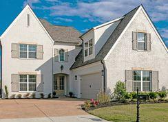 Overton - Parkview: Collierville, Tennessee - Regency Homebuilders