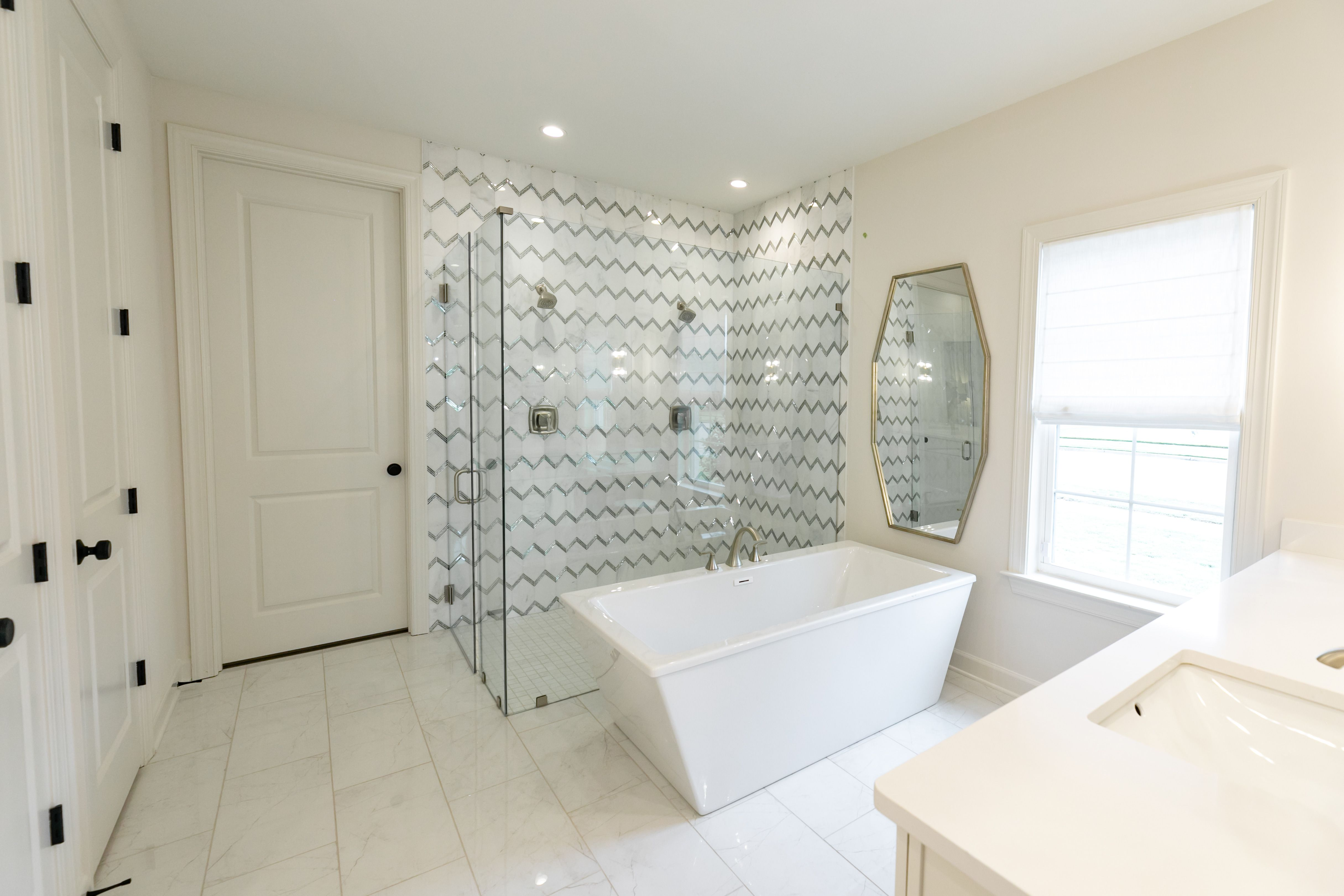 Bathroom featured in the Bailey By Regency Homebuilders in Memphis, TN