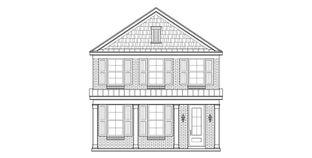Wheeler - Cordova Ridge: Cordova, Tennessee - Regency Homebuilders