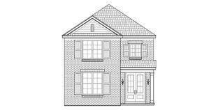 Colter - Cordova Ridge: Cordova, Tennessee - Regency Homebuilders