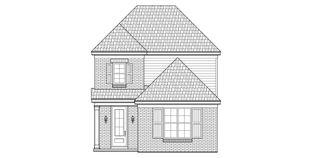 Allman - Cordova Ridge: Cordova, Tennessee - Regency Homebuilders