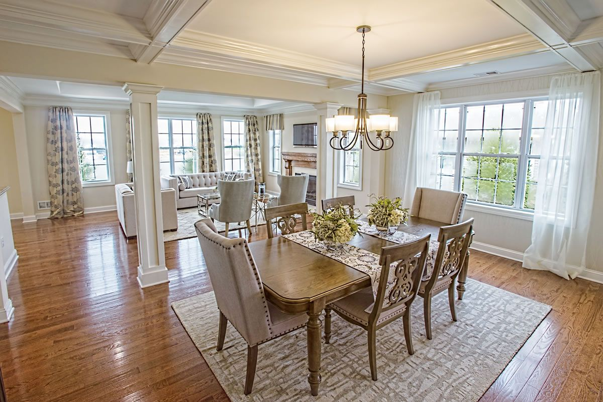 The Gables At Monroe In Monroe Township Nj New Homes