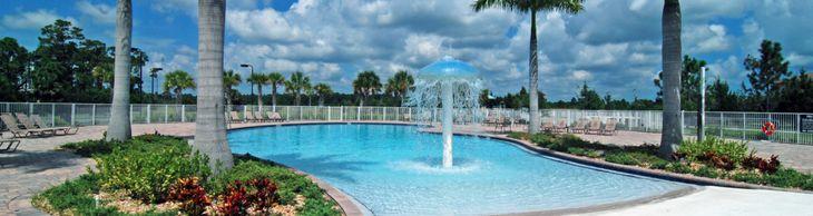 Morningside :Resort Style Swimming Pool