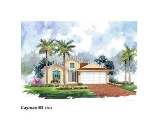 Cayman 1763 - Morningside: Fort Pierce, Florida - Renar Homes