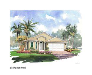 Bermuda 1796 - Morningside: Fort Pierce, Florida - Renar Homes