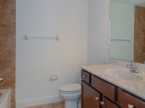 Bathroom featured in the Seamist 2215 By Renar Homes in Martin-St. Lucie-Okeechobee Counties, FL