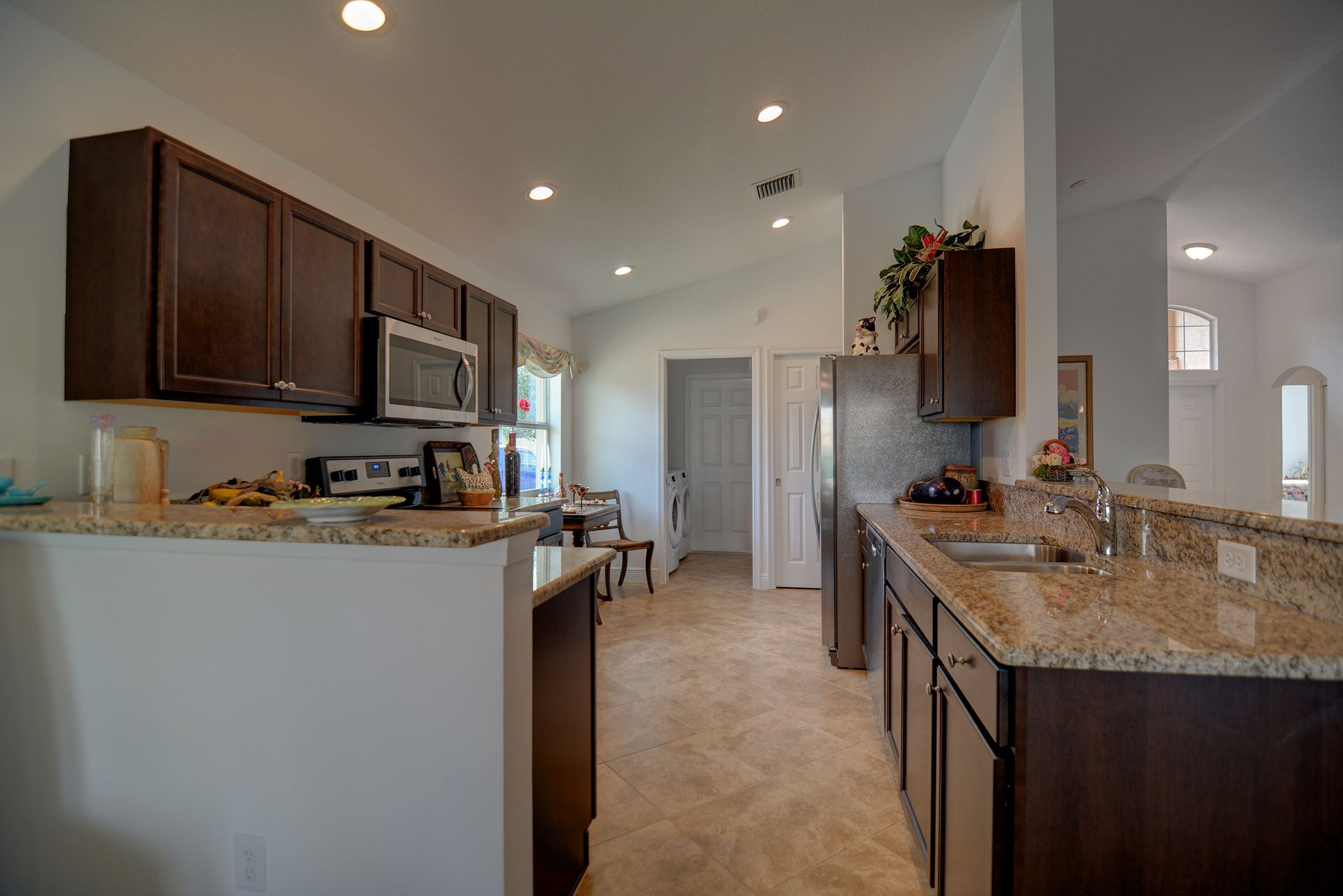 Kitchen featured in the Cayman 1763 By Renar Homes in Martin-St. Lucie-Okeechobee Counties, FL