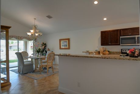 Kitchen-in-Cayman 1763-at-Morningside-in-Fort Pierce