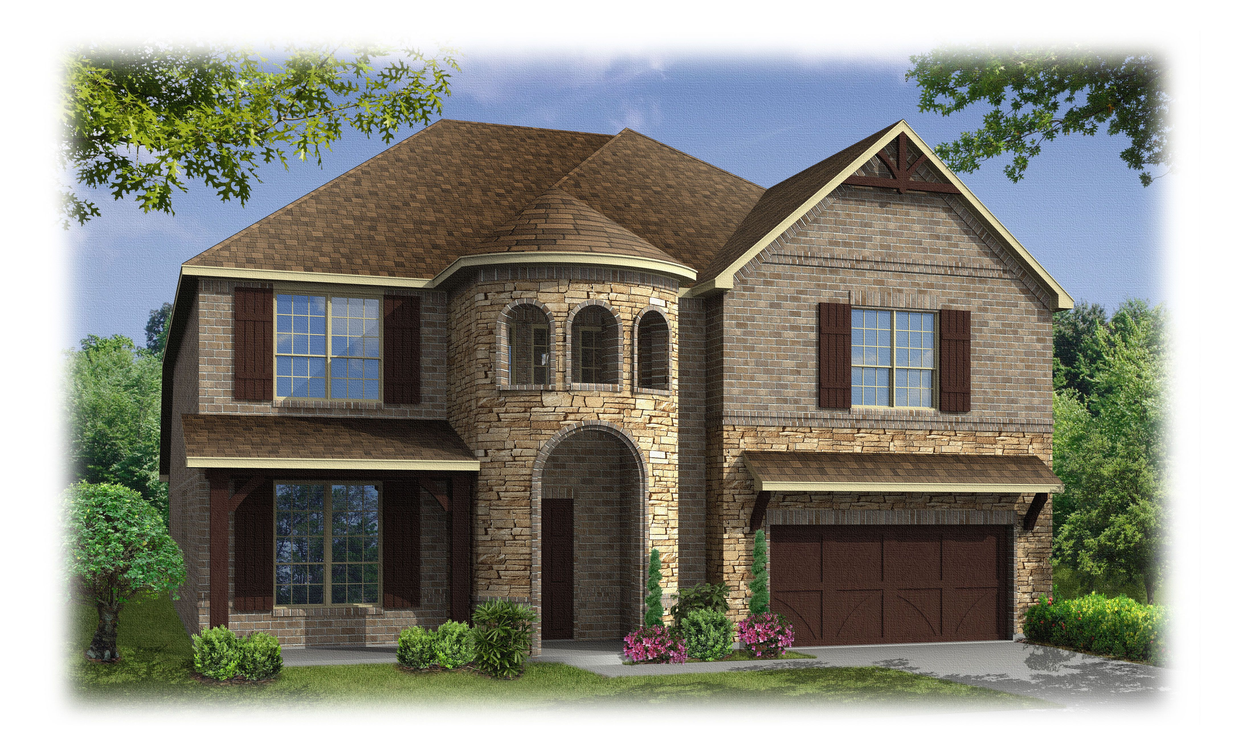 Rendition Homes New Home Plans in Mansfield TX | NewHomeSource