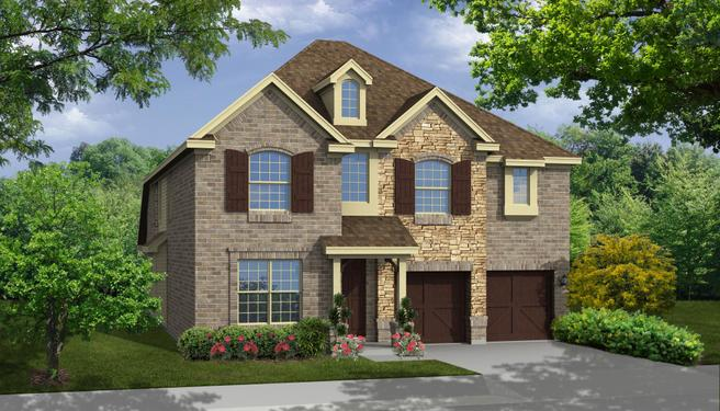 1802 Gristmill Drive (Concerto)