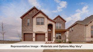 Mezzo - Reserve at Creekside: Denton, Texas - Rendition Homes